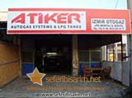 İzmir Otogaz Lpg Dönüşüm Sistemleri Atiker Zavoli Yetkili Servisi
