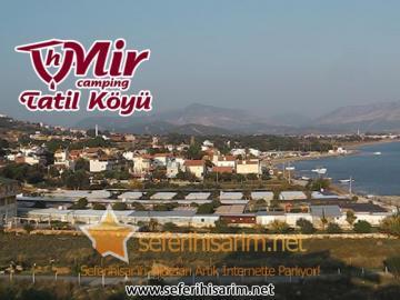 Mir Camping Tatil Köyü Bungalow Evler Apart Evler